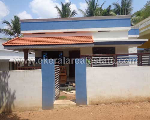 Pothencode Real estate Properties Lorry access 1000 sq.ft. House at Pothencode Trivandrum