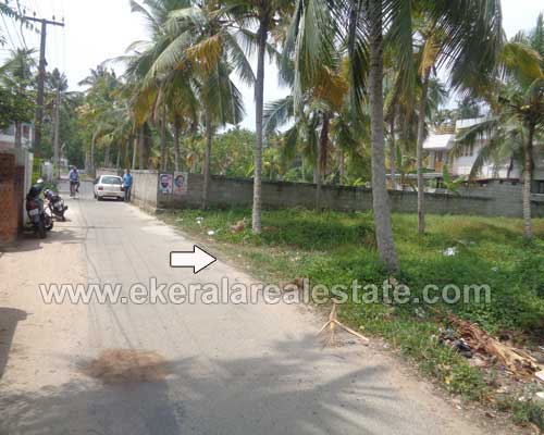 Chackai Real estate Properties Residential land at Karikkakom Chackai Trivandrum