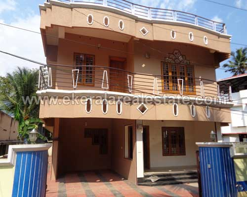 Thirumala Real estate Properties Residential used House at Kunnapuzha Thirumala Trivandrum
