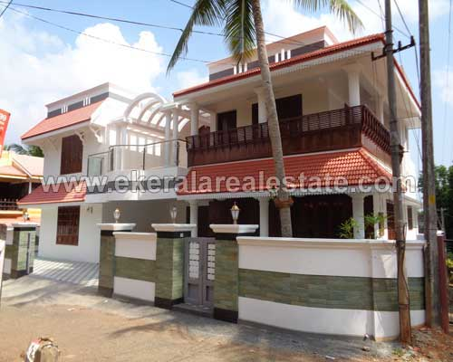 Thirumala Real estate Properties Residential House at Mangattukadavu Thirumala Trivandrum