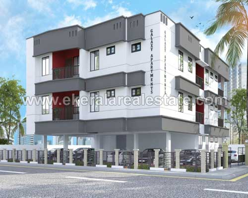 Pattom Real estate Properties New apartment at Adarsh Nagar Pattom Trivandrum
