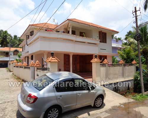 Peyad Real estate Properties Double storied used house at Peyad Trivandrum