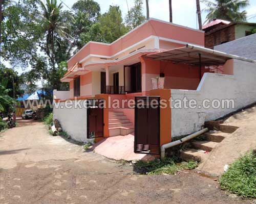 Thirumala Real estate Properties Single storied house at Valiyavila Thirumala Trivandrum