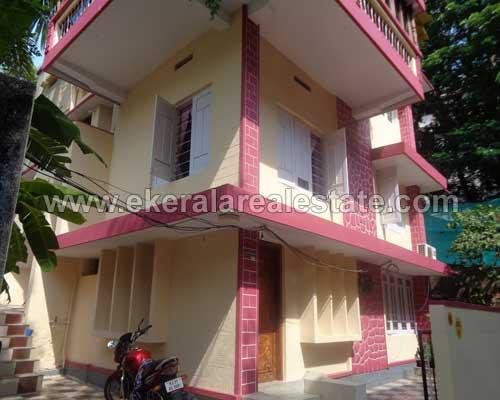 Residential used house for sale at Thampuranmukku Pattoor Trivandrum Kerala real estate