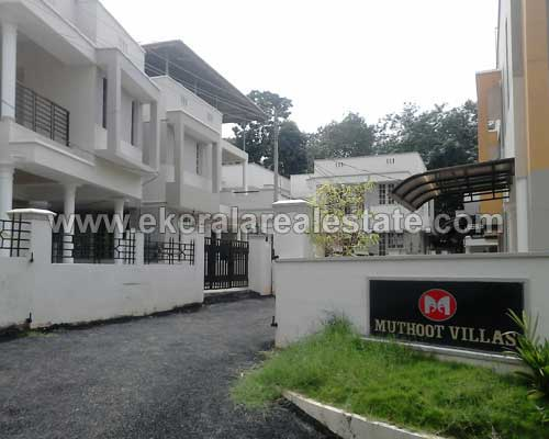New Row house and villas in mukkola mannanthala Trivandrum Kerala Properties