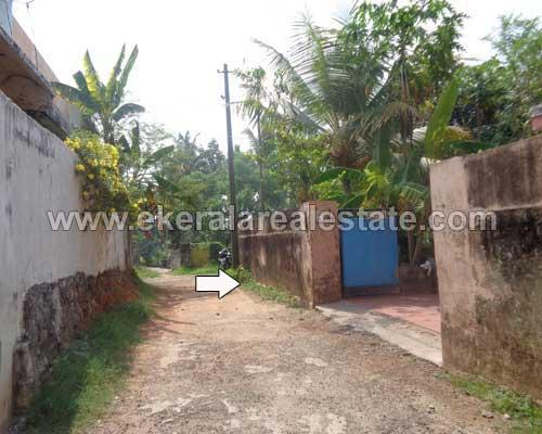 House plot at Kudappanakunnu Trivandrum Peroorkada Properties