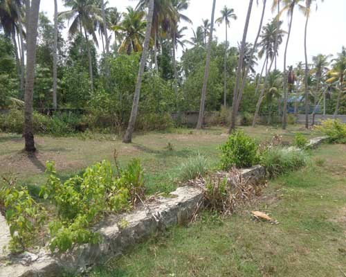 House plot at Kaniyapuram Trivandrum Kazhakuttom Properties