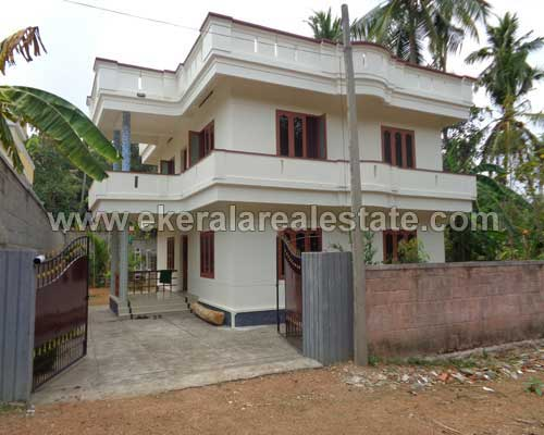Thiruvananthapuram Navaikulam Independent Used house for sale