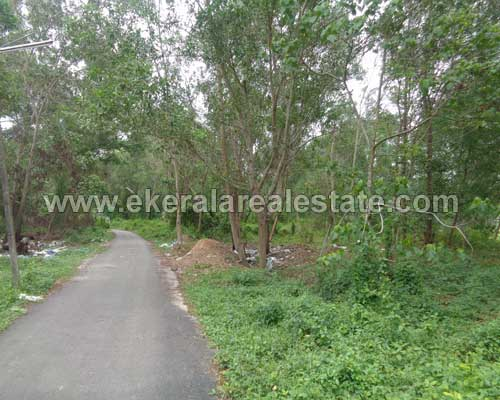 Tar road frontage suitable for Villas land at Kazhakuttom Trivandrum Kerala
