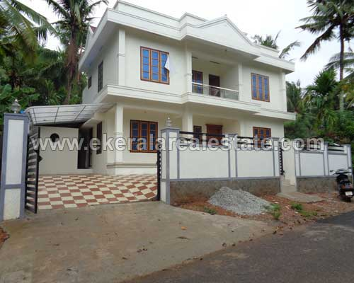 Lorry access House for sale at Enikkara near Karakulam Trivandrum Kerala