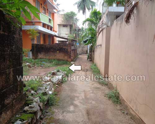 Residential Land or Plots for sale at Kannammoola Trivandrum Kerala Real Estate