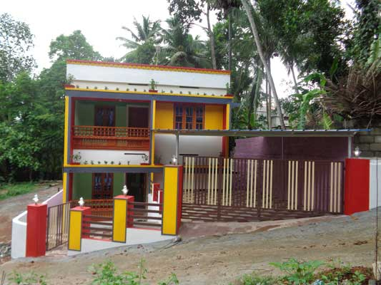 Kerala Real Estate Below 55 Lakhs New House sale at Peyad Trivandrum Kerala Trivandrum Properties