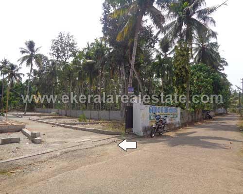 Road Frontage Residential Plots sale in Karamana Thiruvananthapuram Kerala
