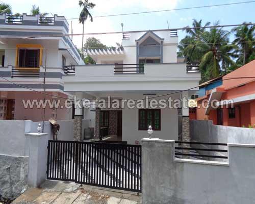 Contemporary designed House sale in Nemom Thiruvananthapuram Kerala