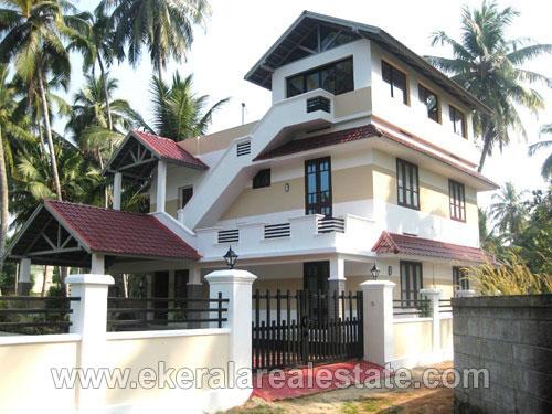 House villas sale Maruthoorkadavu Near Karamana Thiruvananthapuram Kerala