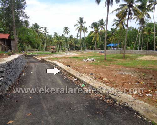 Residential Plots of 90 Cents for Sale at Kadakkavoor Trivandrum Kerala Real Estate Kadakkavoor Properties