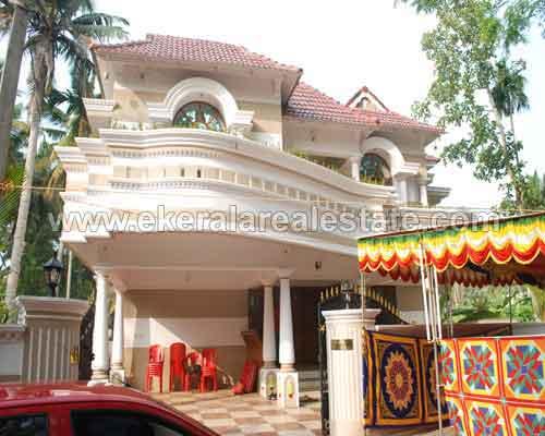 Trivandrum Thirumala 4 bedrooms House Property sale