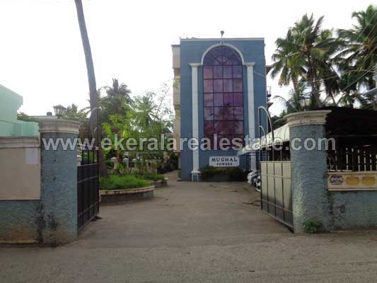 Main road frontage Apartment at Kamaleswaram near Manacaud Trivandrum