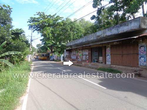 Road Frontage 4 Shops with Land for sale at Vilappilsala Peyad Trivandrum
