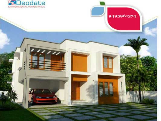 Properties in Pattathanam Independent Villas at Pattathanam Kollam kerala