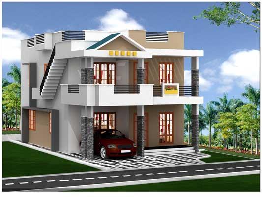 Properties in Technopark New House Villas at Technopark Kazhakuttom Trivandrum