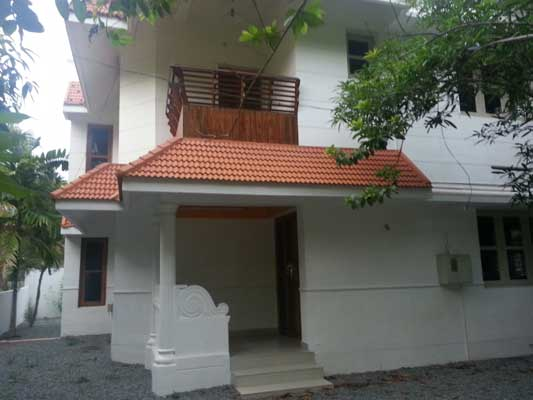 Properties in Poojappura Residential Newly Built house in Poojappura Trivandrum Kerala