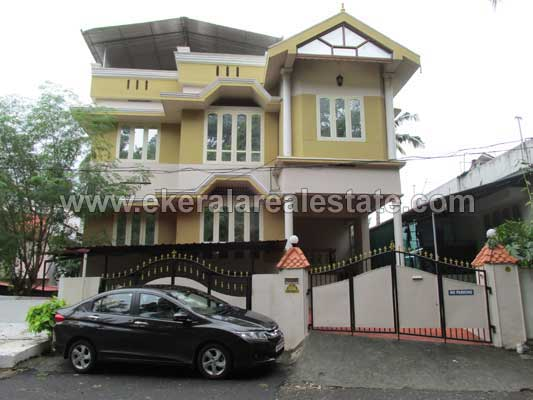 Properties in Nanthancode Residential House in Devaswom Board Junction near Nanthancode Trivandrum