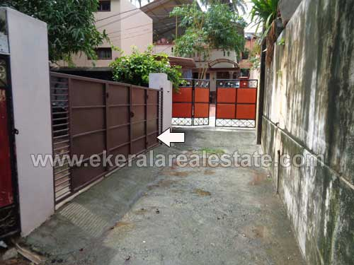 Properties in Over Bridge Residential Land and House in Chettikulangara near Overbridge Trivandrum