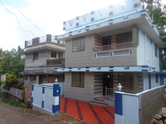 Peyad Real estate Trivandrum 1450 Sq.ft.New House in Pallimukku Peyad