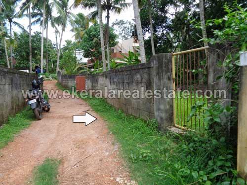 6 cents House plots in Chellamangalam near Kariyam Junction Trivandrum Kerala