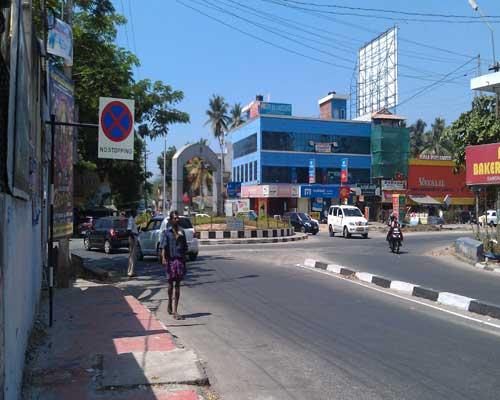 Properties in Enchakkal 75 cents, 60 cents plots near international Airport Trivandrum kerala