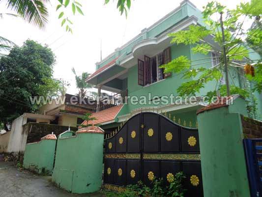 House for sale at Kaimanam near Karamana Trivandrum Kerala