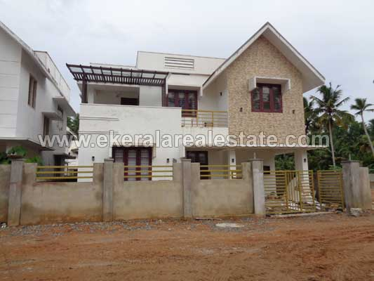 Sreekaryam Real estate Properties New House villas in Powdikonam near Sreekaryam Trivandrum
