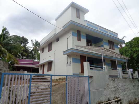 Vellayani Real estate Properties Residential House in Vellayani Trivandrum Kerala