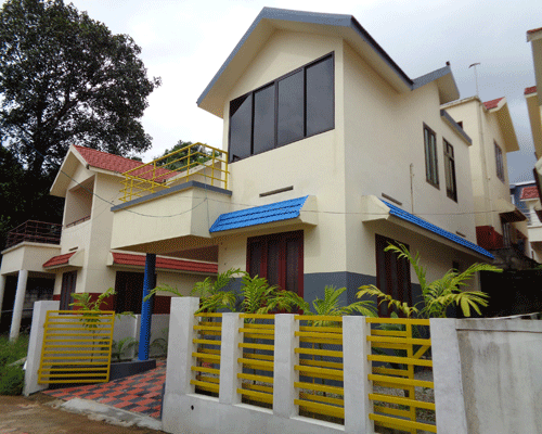Residential Independent House villas in Peyad Trivandrum Kerala