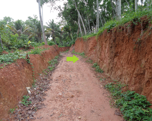 Commercial and Residential land near Balaramapuram Trivandrum Kerala