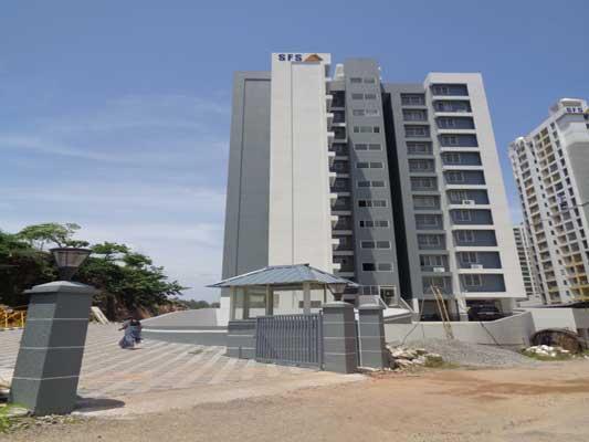 Ready to Occupy Apartment near Infosys Technopark Trivandrum Kerala