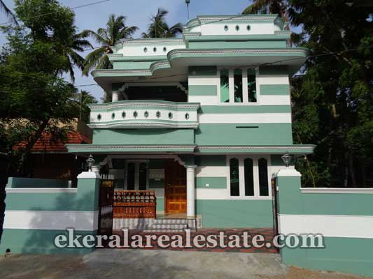 real estate trivandrum vellayani Double storied House sale in vellayani Trivandrum kerala