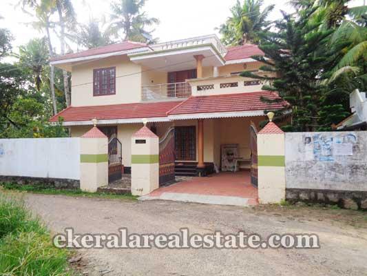 real estate trivandrum Kadakkavoor Double storied House sale in Kadakkavoor Trivandrum kerala