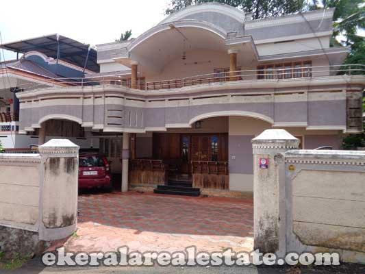 kerala real estate Thirumala house villas sale Thirumala trivandrum