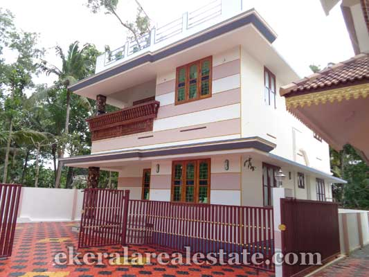 Pothencode real estate house for sale at Pothencode Trivandrum