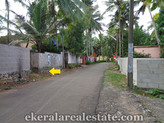 Kerala real estate land property sale in Kudappanakunnu trivandrum land sale
