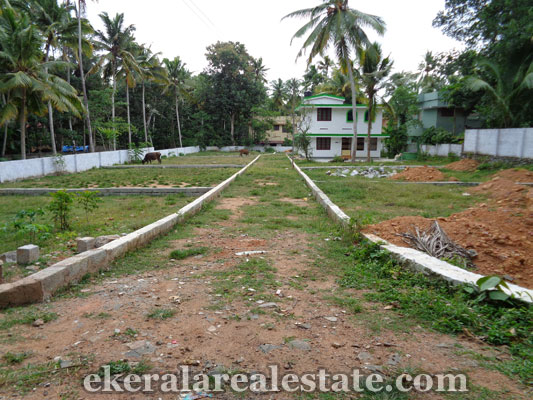 real estate properties in trivandrum plots sale at Kazhakuttom trivandrum kerala