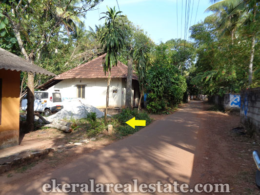 Real Estate Properties in Trivandrum Land for sale at Chenkottukonam Sreekaryam Trivandrum