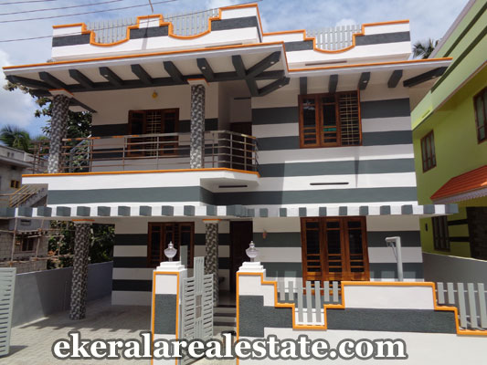 Real Estate Properties in Trivandrum House for sale at Thachottukavu Peyad Trivandrum