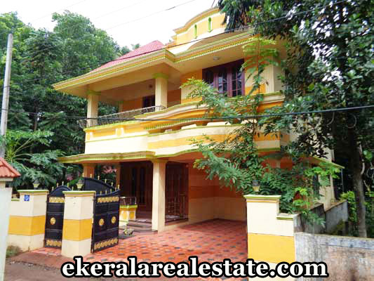 Real Estate Properties in Trivandrum House for sale at  pallimukku peyad Trivandrum