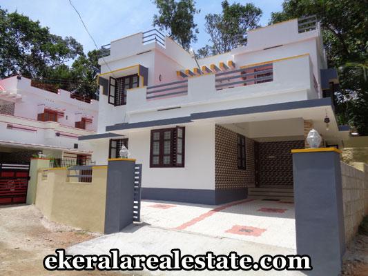 Real Estate Properties in Trivandrum new House for sale at Thirumala Perukavu Trivandrum