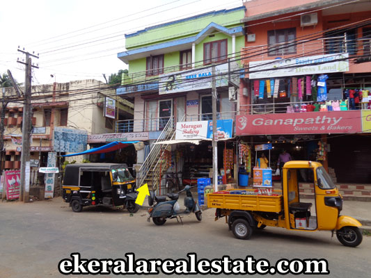 Real Estate Properties in Trivandrum Shops for sale at Thirumala Junction Trivandrum
