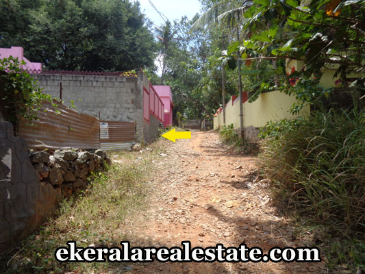 Real Estate Properties in Trivandrum 5 cents Land for sale at  Parassala Trivandrum
