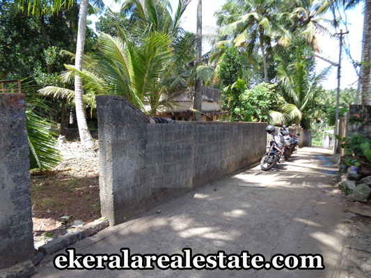 Real Estate Properties in Trivandrum Land for sale at Maruthankuzhy near SasthamangalamTrivandrum